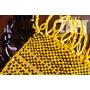 Tapete Sun (amarelo / Tear Exclusivo) - Zapt Artesanatos