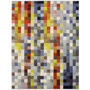 Tapete São Carlos Pixel Colorido 2,00 X 2,90 - Frete Grátis