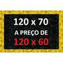 Promoção Tapete Personalizado Em 120 X 70 A Preço De 120x60