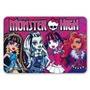 Tapete Transfer 50cm X 75cm Turma Monster High
