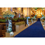 Passarela Tapete Azul Para Casamento, Festas 10 Metros