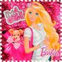 Tapete Barbie Eva Fun
