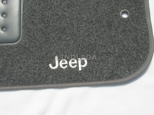 Tapetes Personalizados Sport Cherokee Jeep 1997 A 2001 Novos