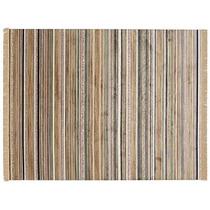 Tapete Belga Colorido Listrado Retangular 140x200 Buchara