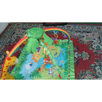 Tapete De Atividades Fisher Price Rainforest Musical