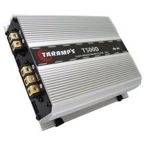 Modulo Amplificador Automotivo Taramps T500 Mono 500 Rms