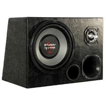 Caixa Trio Prof Completa + Modulo Amplificador Taramps Tl600