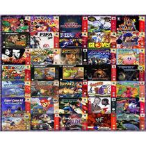 11661 Jogos Super Nintendo Snes Para Ps2 Play Station 2 Raro