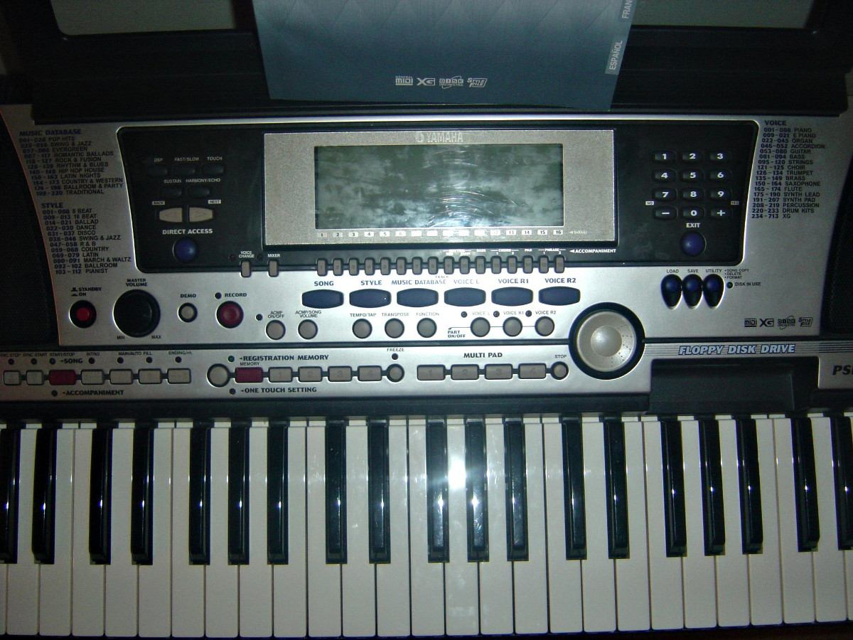 Yamaha Psr I Software Download