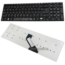 Teclado Notebook Acer E1-530 Mp-10k36pa-6983w Pk130n41a30 Br
