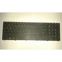 Teclado Para Notebook Acer Aspire 5050 Com Teclado Numérico
