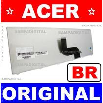 Teclado Acer Aspire 5536 5810t 5410t 5542 5738 V104730ak1 Br
