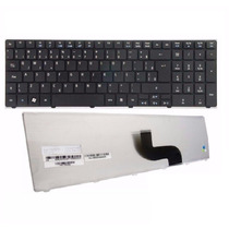 Teclado Do Notebook Acer Aspire 5551-2805 5551-br237 Br-z14