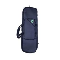 Bag Teclado Compacto 6/8 Couro Reconstituído Preto - Newk...