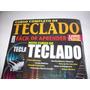 Revista Como Tocar Teclado Livro 280 Páginas + 3 Dvds