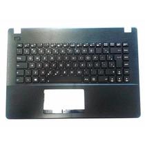 Teclado + Base Asus X451c Aexjb600110 Sg-57640-40a Br Com Ç