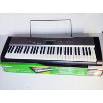 Instrumento Musical Teclado Casio Lk 120 Key Lighting Ótimo