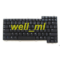 Teclado Hp Compaq Nx9000, Nx9005, Nx9010 Preto Americano Us
