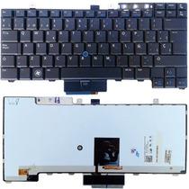 Tecla + Travinha Notebook Dell Latitude E6410 Retroiluminado