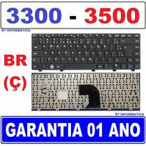 Teclado Notebook Dell Vostro 3300 3400 3500 V3300 V3400 Ç Br