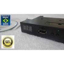 Drive Emulador Roland Disquete Xp50, Xp60 Xp80, Wk4, Wk8