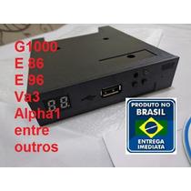 Drive Emulador Disquete Usb E86, E96, G800, G1000, Va3,alph1