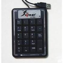 Mini Teclado Numérico Para Pc Ref:kp-2003
