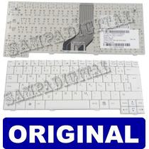 Teclado Original Netbook Lg X120 X13 X130 Aeul1600010 Branco