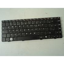 Teclado Notebook Itautec Infoway W7415 V092305bk1 Br A01