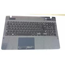 Teclado Notebook Samsung Np270e5g-kd1br/xd1br Preto Original
