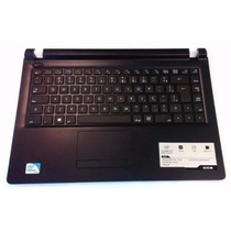 Teclado Completo + Base Inf Notebook Cce Ultra Thin U25 U45