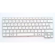 Teclado Netbook Lg X140 Xd140 X14 X14a X170 Branco Com Ç