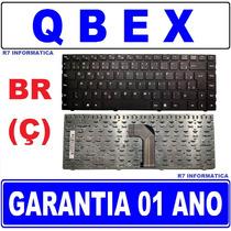 Teclado Qbex A14h Mb45119 Vb40r19 Mp-12c16pa-360w Original