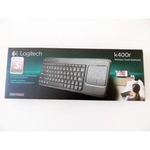 Teclado Wireless Touch Keyboard K400r Super Promoção.