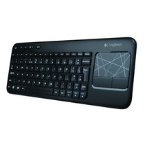 Logitech Wireless Touch Keyboard K400r