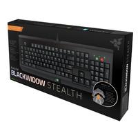 Teclado Razer Blackwidow Stealth Entrada Usb Fone Microfone