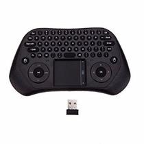 Mini Teclado Gp800 Measy Multimidia Mouse Pad Wireless Usb