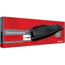 Teclado Microsoft Comfort Curve Keyboard 3000 Ergonomico
