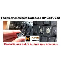 Teclas Avulsas Para Notebook Hp G42 - Preço Unitário