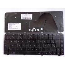 Teclado Notebook Hp G42 Compaq Cq42 Aeax1600110 Pavilion Br