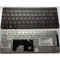 Teclado Para Netbook Hp Mini 210-1000 V113246ak1 Br Ç
