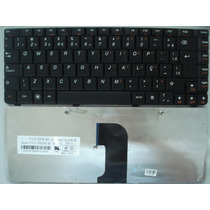 Teclado Lenovo G460 G460e 25-009799 V-100920fk1-br Abnt2 Ç