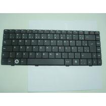 Teclado Notebook Itautec W7415 W7410 V092305bk1 Br A01 C/ Ç