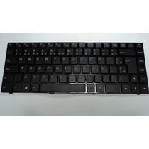 Teclado Notebook Itautec W7535 A7520 6-80-w2440-330-1 Br Ç