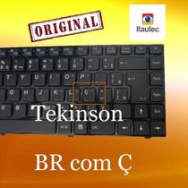 Teclado Original Itautec W7535 W7545 A7520 Mp-10f88pa-430 Ç