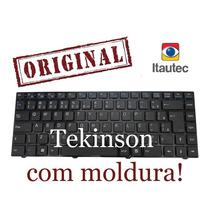 Teclado Notebook Itautec W7535 W7545 A7520 Mp-10f88pa-430 Ç