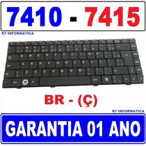 Teclado Itautec W7410 W7415 V092305bk1 71-31800-05 Br Ç