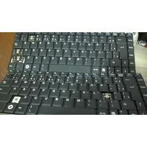 Teclado Itautec W7630 W7635 W7645 W7650 W7655 Abnt2 - Usado