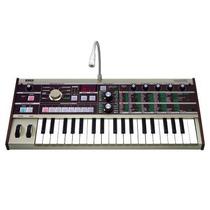 Teclado Sintetizador Korg Microkorg Mk1 Na Studio Som João !