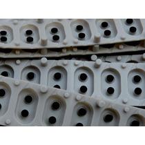 Kit Completo 7 Borrachas Teclado Roland Korg Kurzweil Alesis